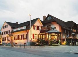 Hotel-Restaurant Adler, hôtel à Lahr/Schwarzwald près de: Europa-Park