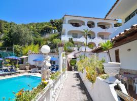 Hotel Villa Fiorentina, hotel near Port of Casamicciola Terme, Ischia