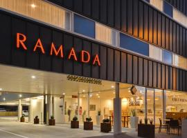 Ramada Suites by Wyndham Christchurch City, hotel in Christchurch