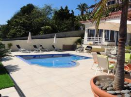 Studio Flat with Pool, hotel near Madeira Botanical Garden, Funchal