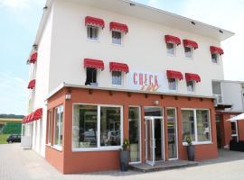 Viesnīca Hotel Checkin pilsētā Gleisdorfa