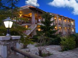 Ξενοδοχείο Οδυσσέας, ξενοδοχείο κοντά σε Μετέωρα, Καλύβια