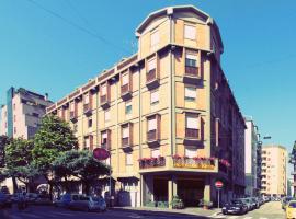 Hotel De Paris, hotel in Terni