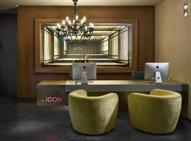 The ICON Hotel & Lounge, отель в Праге