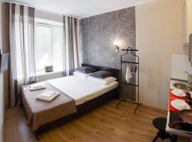 Mini-Apartment Your Studio - 2, hotel near Dormitory of Sverdlovsk State Academic Philharmonic, Yekaterinburg