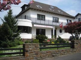 Hotel Haus Bergblick, hotel in Rheinbreitbach