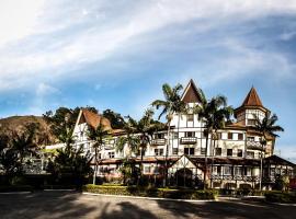 Grande Hotel Glória, hotel perto de Praça Adhemar de Barros, Águas de Lindoia