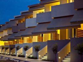 Xanthippi Hotel Aparts, ξενοδοχείο κοντά σε Ναός Αγίου Νεκταρίου, Σουβάλα