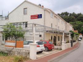 Pension Maestral, spa hotel in Mlini