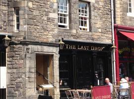 Grassmarket Old Town Boutique Apartment, budget hotel in Edinburgh