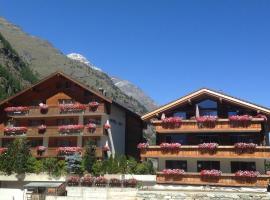 Hotel City, hotel in Täsch