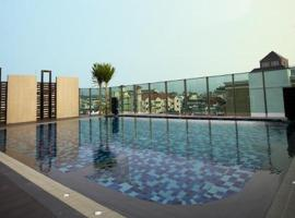 April Suites, hotel in Pattaya