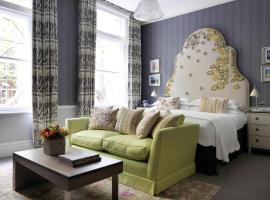 Covent Garden Hotel, Firmdale Hotels, hotel near Somerset House, London
