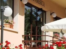 Hotel Sud America-anche con BONUS VACANZE, hotell i Fiuggi