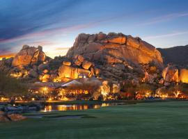 Boulders Resort & Spa Scottsdale, Curio Collection by Hilton, golf hotel in Scottsdale