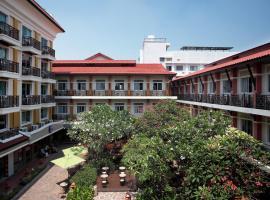 Rambuttri Village Plaza, hotel in Bangkok