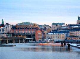 Hilton Stockholm Slussen Hotel, hotell i Stockholm