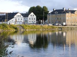Hotell Blå Blom, hotell i Gustavsberg