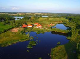 Siedlisko Konradówka, Bauernhof in Olecko