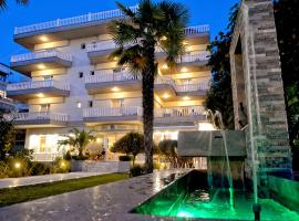 Hotel Ioni, отель в городе Паралия-Катерини