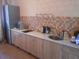 Apartments on Ostrovskogo 20A, self catering accommodation in Pushkino