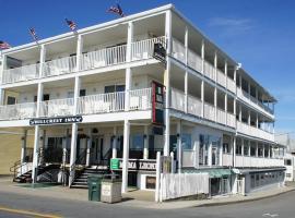 Hillcrest Inn, motel in Hampton
