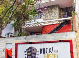 Rock! and Hostel, hostel em Belo Horizonte