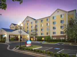 Fairfield Inn & Suites Chicago Midway Airport, hotel near Midway International Airport - MDW,