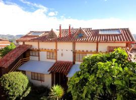 Casona La Recoleta, apartment in Cusco