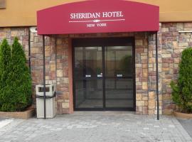 Sheridan Hotel, hotel in Bronx