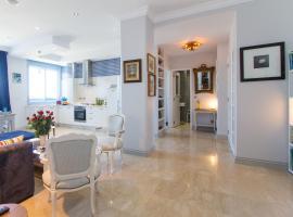Appartement Lilia, hotel near Casa Port Train Station, Casablanca