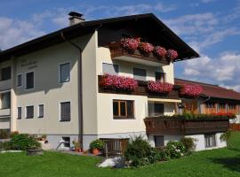 Ferienhaus Mattersberger, farm stay in Oberlienz