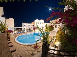 New Haroula, hotel in Fira