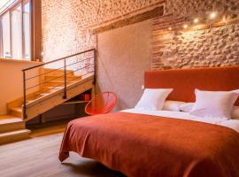 Mas Latour Lavail, hotel near Stade Gilbert Brutus, Perpignan