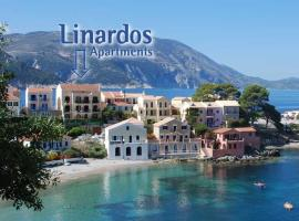 Linardos Apartments, boutique hotel in Asos