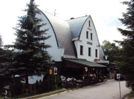 Hotel Zátiší, hotel poblíž významného místa Idyla, Janské Lázně