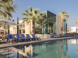 Occidental Ibiza, hotel near Cala Bassa Beach, San Antonio Bay