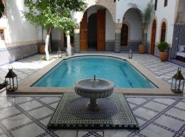 Riad Sabah, riad en Fez