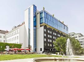 25hours Hotel beim MuseumsQuartier, hotel in Vienna