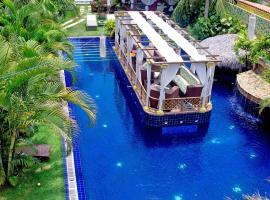 Pousada Presidente Hotel, guest house in Canoa Quebrada