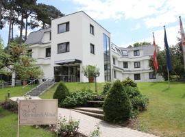Seminarhotel Springer Schlössl, отель в Вене