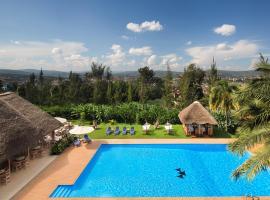 Hotel des Mille Collines, hotel a Kigali