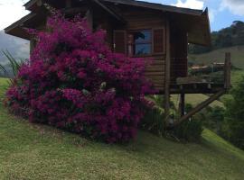 Cabana Vista Maravilhosa, hotel near Parque Nacional de Itatiaia, Visconde De Maua