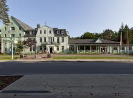 Seehotel Ecktannen, Hotel in Waren (Müritz)