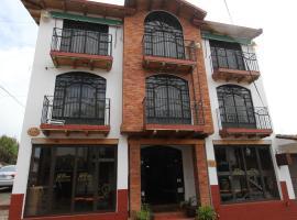 Hotel Real de la Sierra, hotel en Mazamitla