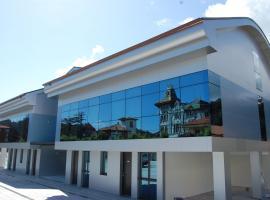 Hotel Villa Rosario II, hotel in Ribadesella