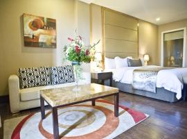 Goldberry Suites and Hotel, hotel near Mactan Shrine, Mactan