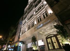 Belllo Hotel JB Central, hotel in Johor Bahru