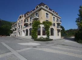Villa Allegra, hotel din Cavarna