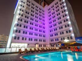 Elite Crystal Hotel, hotel in Manama